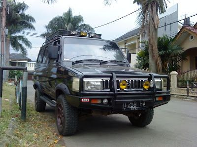 Kijang Super Modifikasi Off Road Toyota Dan Gambar