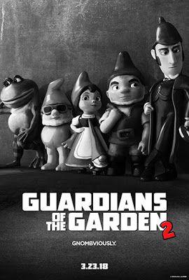 Sherlock Gnomes Movie Poster 31 New Movie Posters Sherlock Parody