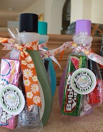 DIY Girls Goodie Bag Great For Pre Teens