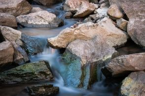 As soft as water, as hard as rocks #Landscapes #Photography