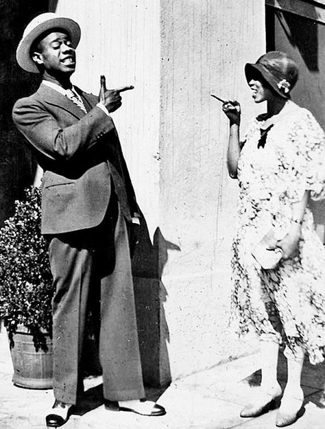 Louis Armstrong & Lil Hardin