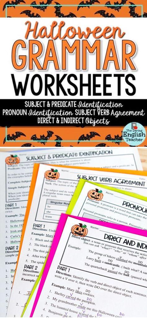List Of Pinterest Subject Verb Agreement Worksheet Teachers Pictures