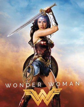 Movie Posters Wonder Woman Gal Gadot Wonder Woman Wonder Woman Movie