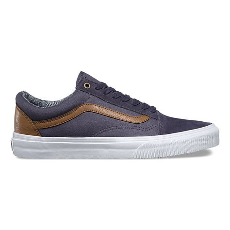 Vans Periscope/True White C&L Old Skool, wrestling shoes