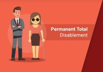 Coverage Of A Personal Accident Insurance Policy Permanent Total