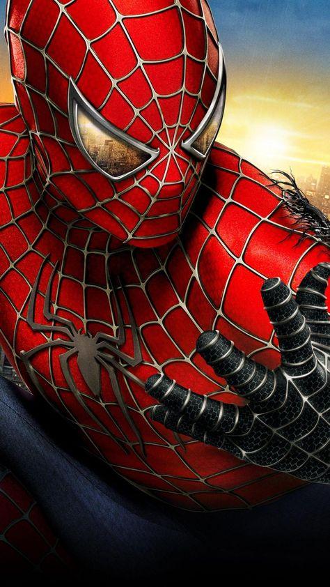 30 gambar spiderman wallpaper terbaik  pahlawan marvel