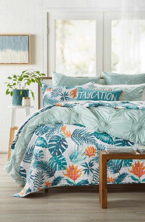 Levtex Carmen Quilt Vintage Bedroom Decor