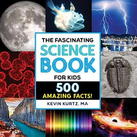 The Fascinating Science Book for Kids: 500 Amazing Facts! - Default
