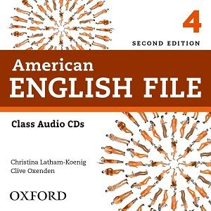 American English File 4 2nd Edition Class Audio Cd4 American