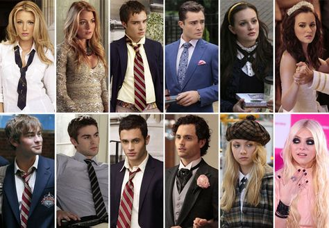 Gossip Girl Stars: Then and Now! Who's Changed the Most Since Season 1?