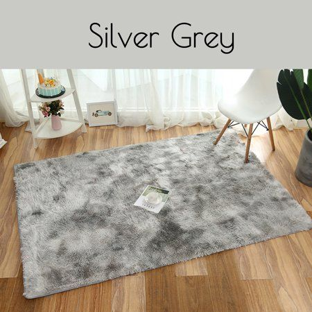 Fuzzy Area Rugs Soft Carpet Area Rug Dining Room Bedroom Carpet