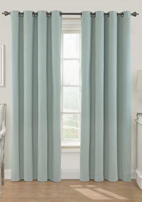3e207cd7c228aa69d490b637b3627f42 - Better Homes And Gardens Basketweave Curtain Panel Aqua