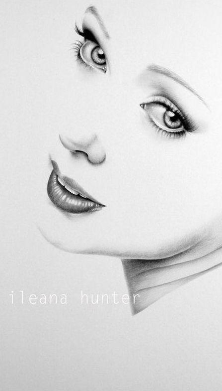 Ileana Macri Projekty Na Vyskúšanie Pinterest - 22 stunning hype realistic drawings iliana hunter
