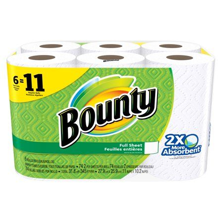 Household Essentials Bounty Paper Towels Towel Coffee Coupons