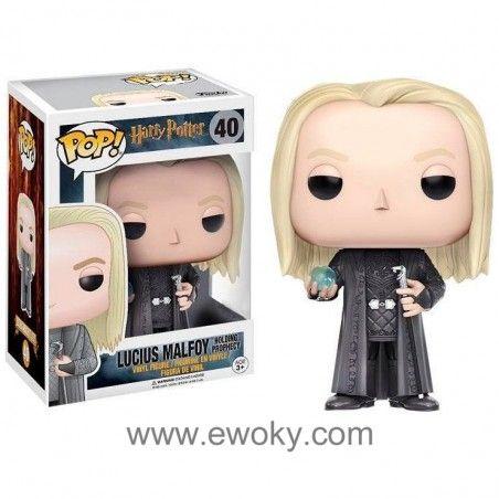 Funko Pop Harry Potter Lucius Malfoy