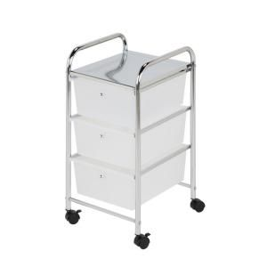 Honey Can Do All Purpose Activity Cart Crt 03477 The Home Depot Storage Cart Storage Drawers Rolling Storage