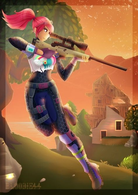 Hot Fortnite Character Game Character Video Game Characters Epic Games Fortnite