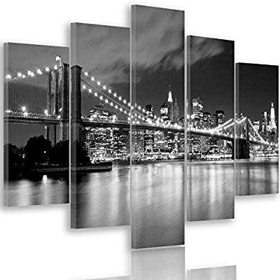 Feeby Frames Tableau Multi Panneau 5 Parties Tableau Imprime Xxl Tableau Imprime Sur Toile Tableau Deco Tableau Multi Panneaux Tableaux Deco Toile Imprimee
