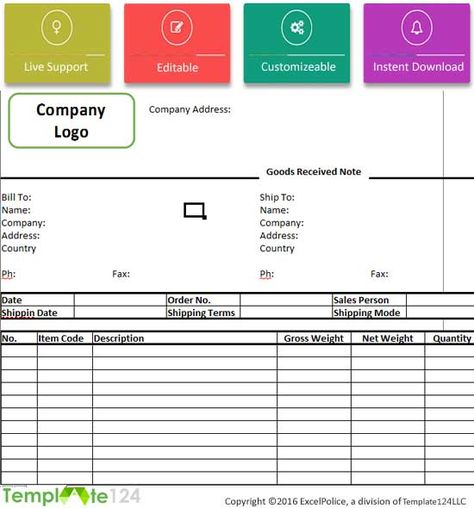 Business Portfolio Templates In Word  Projectemplates  Excel
