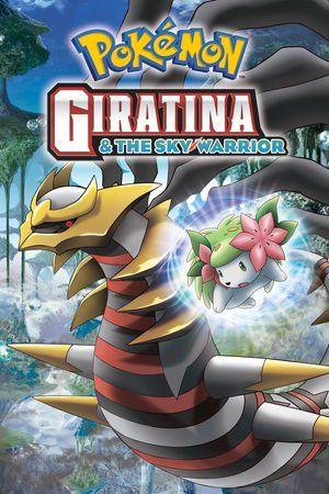 Pokemon Giratina And The Sky Warrior 2008 Dubbed 1080p Bluray X264