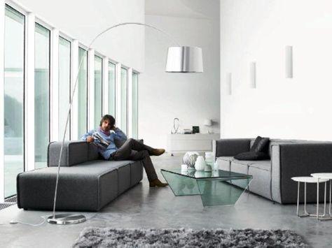 Occa 4450 Coffee Table in Clear Glass Living Pinterest - design ideen fur wohnungseinrichtung belgrad aleksandar savikin