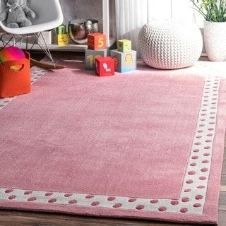 Overstock Com Online Shopping Bedding Furniture Electronics Jewelry Clothing More In 2021 Pink Area Rug Kids Area Rugs Kids Rugs