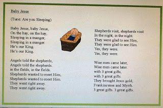 Bible Fun For Kids Baby Jesus Song More For Preschool Christmas