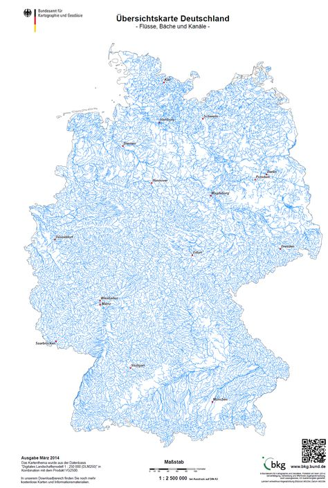 Rivers Of Germany Map.Rivers Of Germany Maps Pinterest