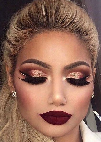 These Drugstore Lipsticks Tick Every Box Red Eye Makeup Red
