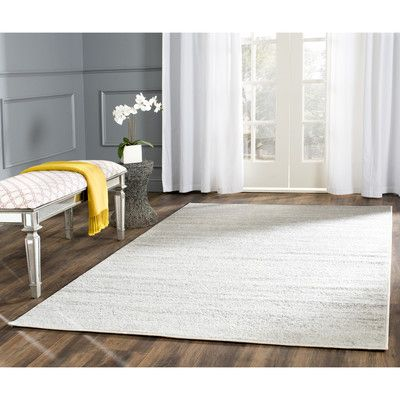 Safavieh Adirondack Ivory / Silver Area Rug U0026 Reviews | Wayfair Part 82