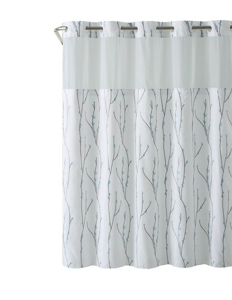 Fiore Cherry Bloom Shower Curtain