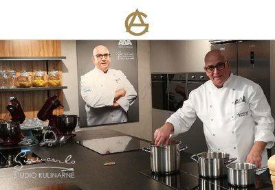 Andrzej Gnoinski Studio Kulinarne Giancarlo Chef Jackets Studio