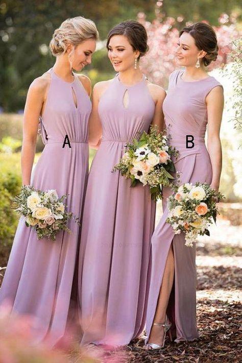 750c70a48789 Cheap Bridesmaid Dress, A-Line Bridesmaid Dress, Bridesmaid Dresses, Prom  Dresses #Bridesmaid #Dresses #Cheap #Dress #ALine #Prom  #ALineBridesmaidDress ...