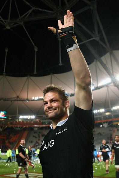 Richie Mccaw Photos - Argentina v New Zealand - The Rugby Championship - Zimbio