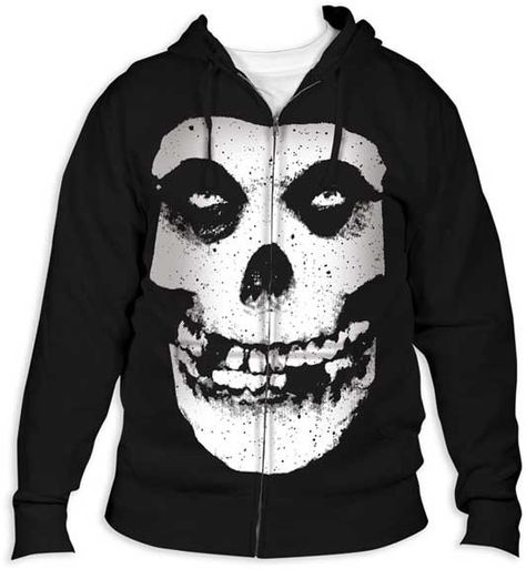 Misfits Legacy Of Brutality Cool Girls Hooded Sweatshirt