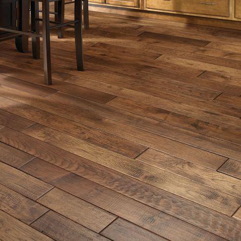 Shaw Floors Fallon 4 Solid Hickory Hardwood Flooring In Gibson