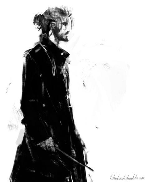 Auror Harry Potter by blvnk-art on DeviantArt