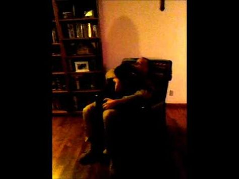 Dog sees Dad after being gone over 6 months