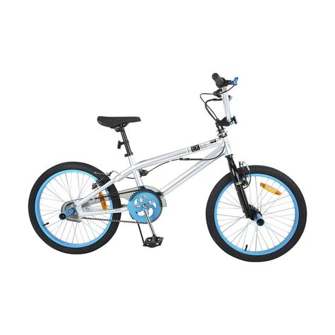 Exile Bmx Bike Freestyle Bicycle Steel Front Rear Stunt Pegs 50cm