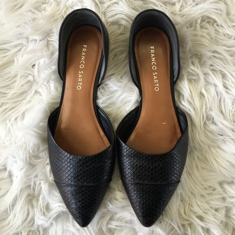 Franco Sarto flats Perfect condition! No flaws. Size 7M Franco Sarto Shoes Flats & Loafers