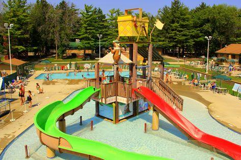 Yogi Bear S Jellystone Park At Kozy Rest In 2020