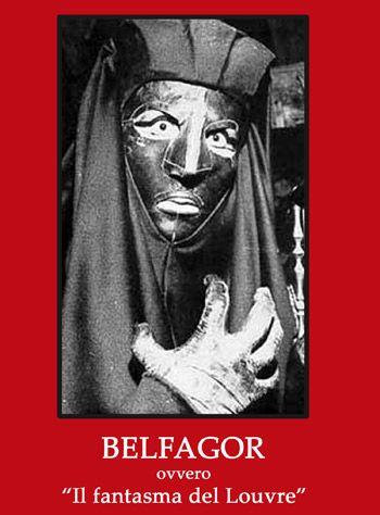 BELFAGOR 60's TV...quanta paura,se ne parlava con timore a scuola.