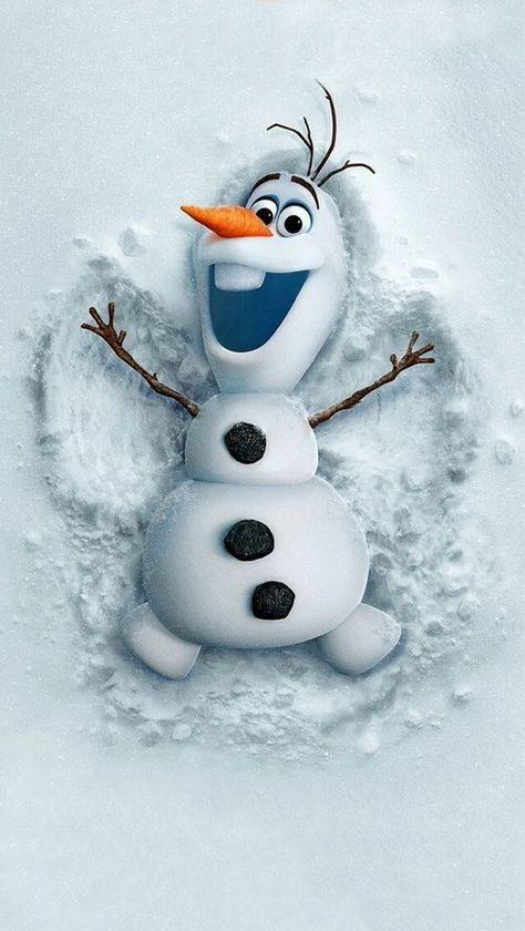 Olaf ❤