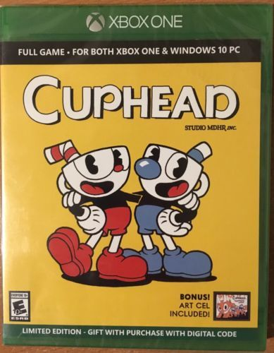 Manuals Inserts and Box Art 182174: No Game Cuphead