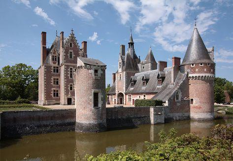 211 best Chateau images on Pinterest Castles, Chateaus and Manor - location studio meuble ile de france