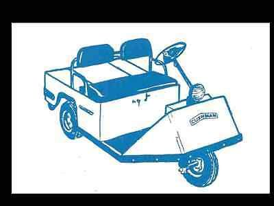 Advertisement Ebay Cushman Executive Champion Golfster Industrial Scooter Parts Diagram Manual Toy Car Scooter Parts Toyota Van