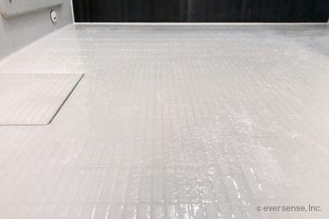写真で解説 オキシクリーンでお風呂の床掃除 黒ずみが真っ白に オキシクリーン 床掃除 オキシクリーン お風呂