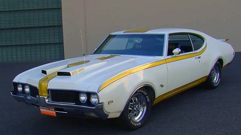 1969 Oldsmobile – Hurst Limited Edition
