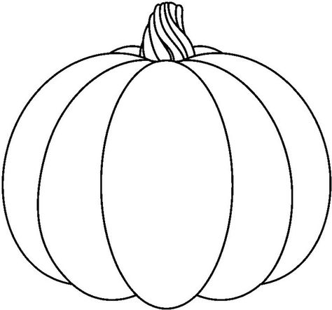 Pumpkin To Color Pumpkin black and white pumpkin with dotted lines clipart black and white free Pumpkin Images, Pumpkin Art, Pumpkin Drawing, Moldes Halloween, Halloween Crafts, Autumn Crafts, Autumn Art, White Pumpkins, Fall Pumpkins