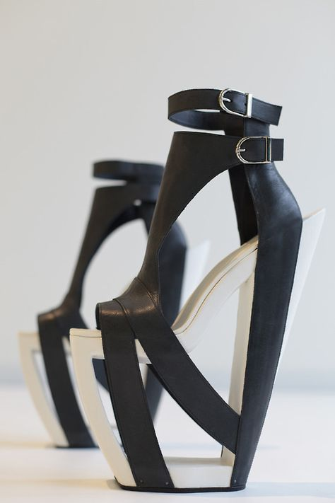 the hottest wedge shoe on the planet OMG I could see Janet Jackson wearing these.